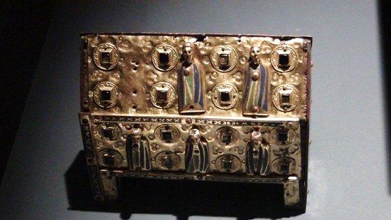 Museo del Tesoro del Duomo: Scrigno di Limoges