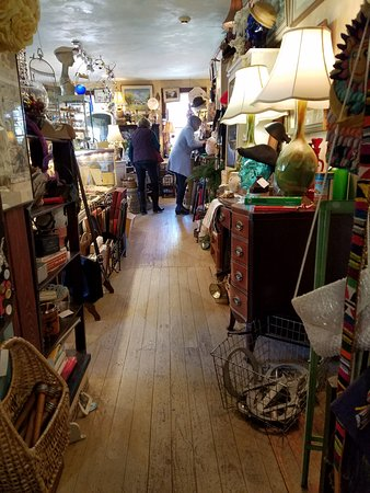 Mount Holly, NJ: Antiques and more.