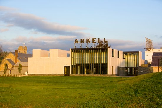 Canajoharie, Нью-Йорк: The Arkell Museum