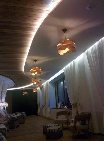 Birstonas, Lithuania: Spa relax zone
