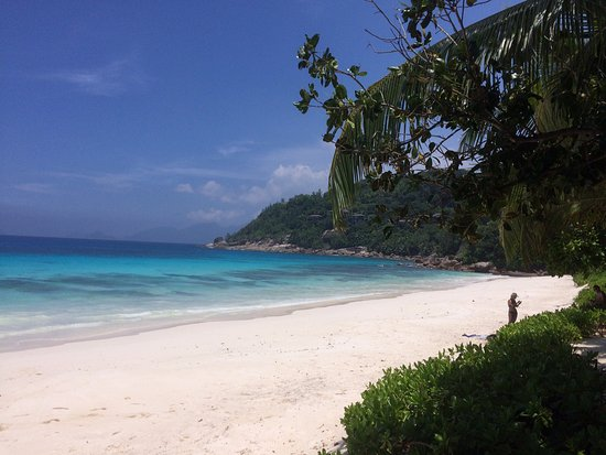 Four Seasons Resort Seychelles: Plage Resort Four Season