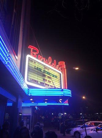 Boulder, CO: Exterior sign