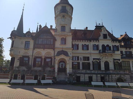 Zlin, Repubblica Ceca: Zámek