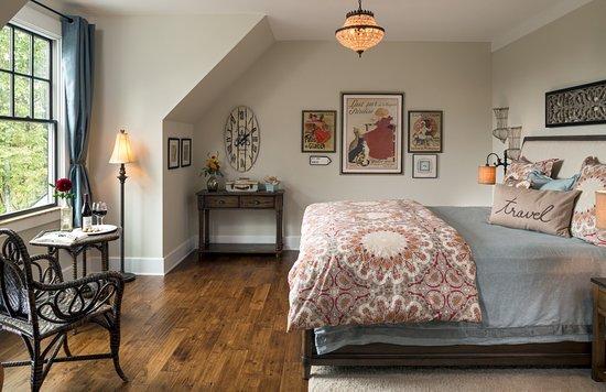 Afton, VA: Wanderlust Suite King Bed