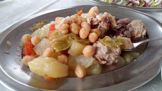 Montserrat: Carn d'olla
