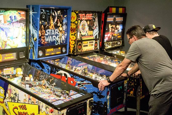 Arvada, CO: Only a quarter needed to relive your childhood memories of pinball!