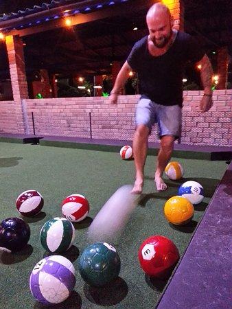 Koh Tao Leisure Park: Footpool