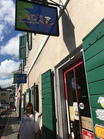 Jen S Cafe St Thomas