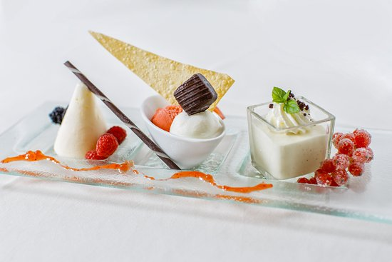 Oberwolfach, Germany: Dessert