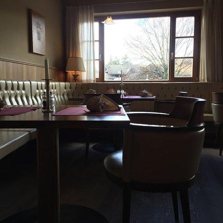 La sala da pranzo bild von restaurant sassegg seis am for La sala de pranzo
