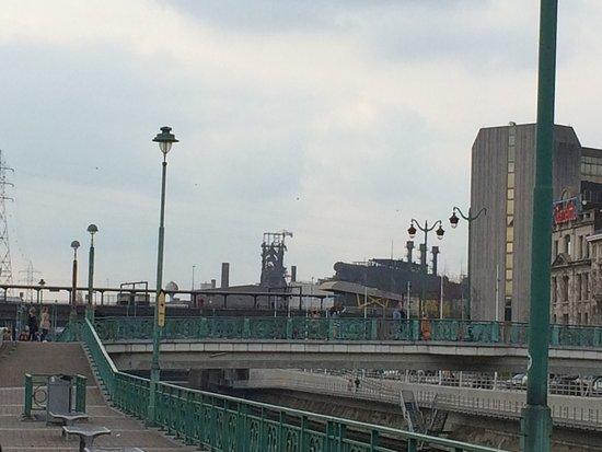 Pont Roi-Baudouin - Charleroi