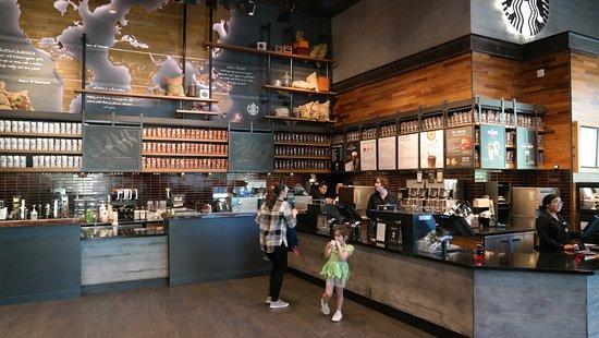 Starbucks Downtown Disney Store Anaheim Restaurant