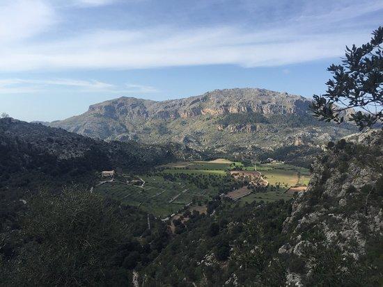 Lluc, Spain: Vista