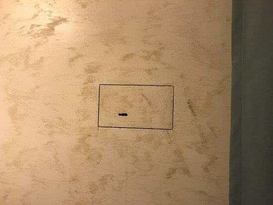Hotel Italia: Caja fuerte de llave