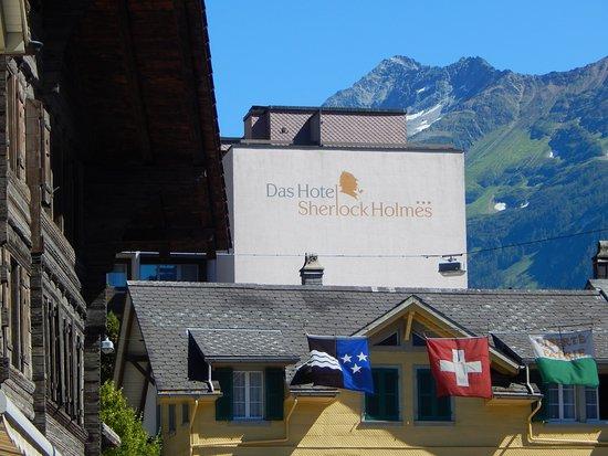 Reichenbach Falls : Hotel