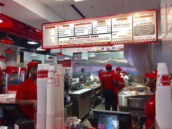 Five Guys : photo2.jpg