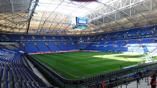 Image result for veltins arena