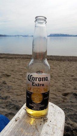 Hyatt Regency Lake Tahoe Resort, Spa and Casino: Private beach!!!