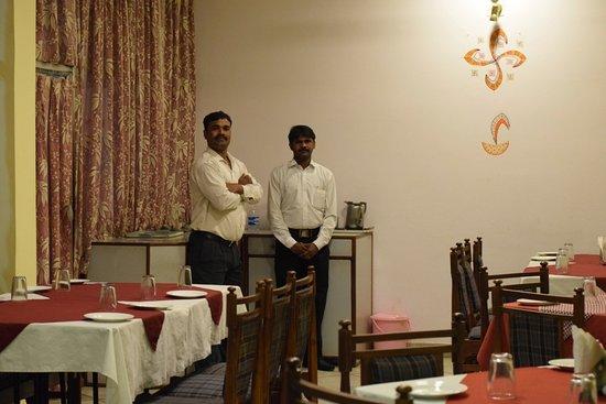 Hotel Siddharth: Customer centric staffs