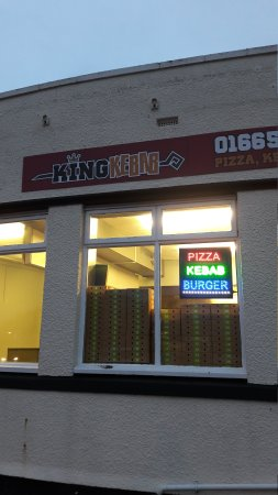 King Kebab Seahouses Restaurant Reviews Photos Phone