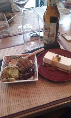 Nobuki: Desserts
