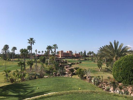 Atlas Golf Marrakech : golf atlas