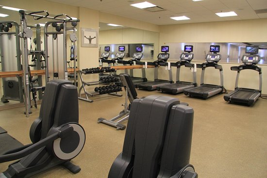 Fitness Room Picture Of Renaissance Chicago O Hare Suites Hotel