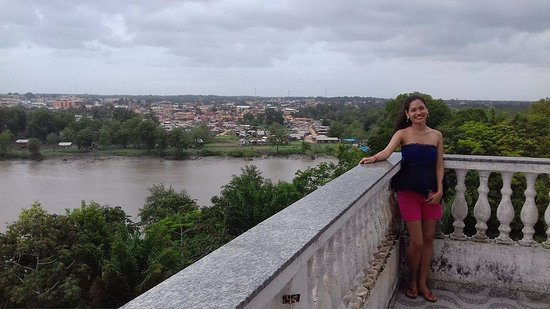 Braganca, PA: Vista do Mirante!