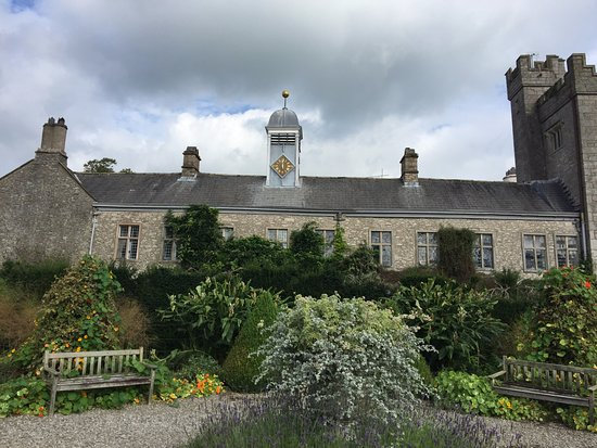 Kendal, UK: The attached old Hall