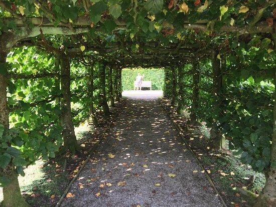 Kendal, UK: The gardens