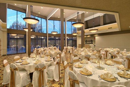 Red Lion Hotel Redding: Banquet Hall