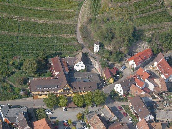 Achkarren, เยอรมนี: Restaurant Krone