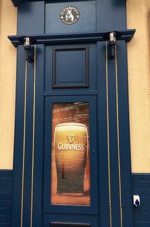 O'Flaherty's Irish Pub : O'Flaherty's Door Greeting