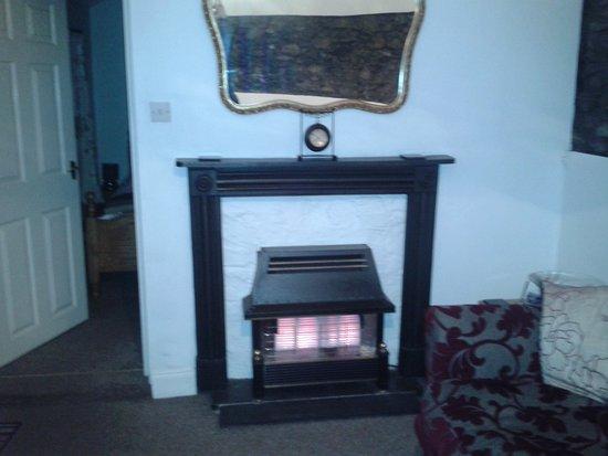 Llanfairfechan, UK: Living Room