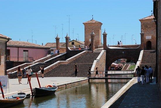 Comacchio, Italie : la magia di un posto magico