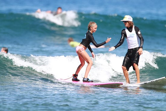 Goofy Foot Surf School, Inc: Our pro's are not only knowledgeable but fun too!