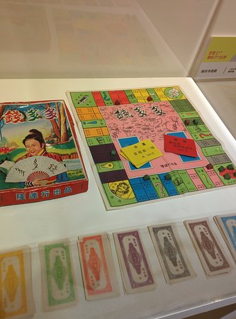 Hsinchu, Taiwan: Another Monopoly-like game.