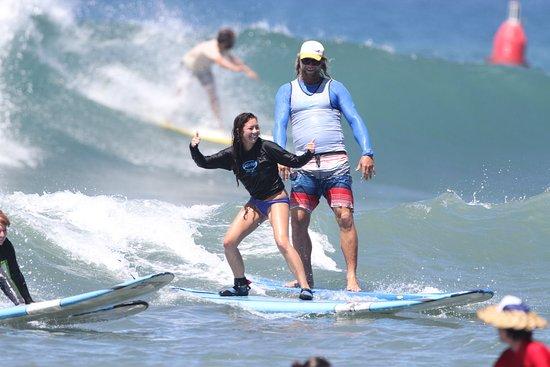 Goofy Foot Surf School, Inc: Stoked!!