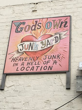 Photo of Monument / Landmark Gods Own Junkyard at Unit 12 Ravenswood Industrial Estate Shernhall Street, London E17 9HQ, United Kingdom