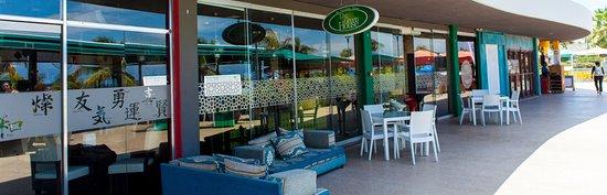 The Greenhouse Restaurant:  Mambo Beach Boulevard