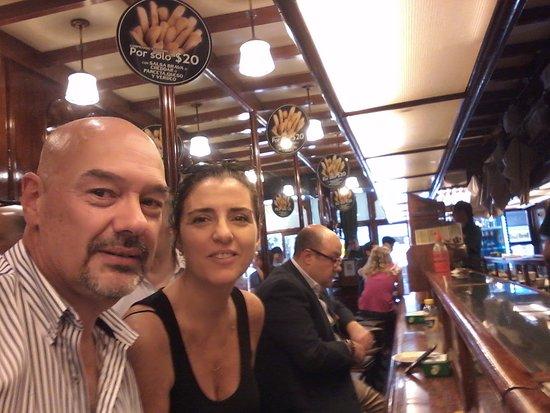 Photo of Cafe Café Paulín at Sarmiento 635, Centro, Microcentro, Buenos Aires, Argentina