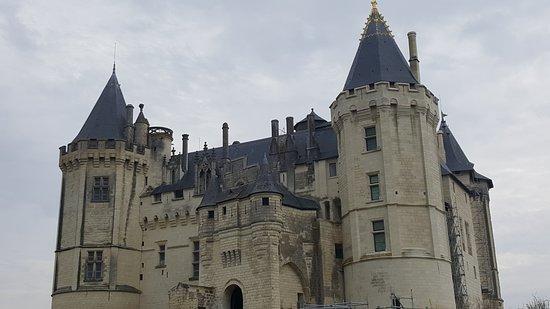 Château de Saumur : chateau