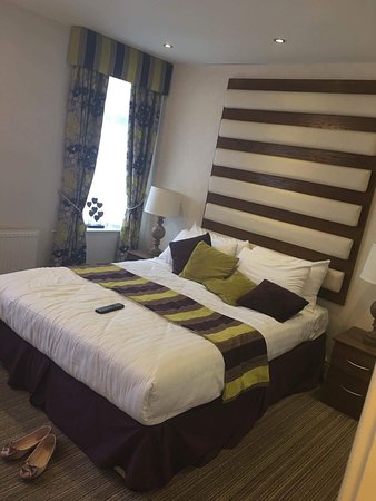 Ruskin Hotel: Superior Room