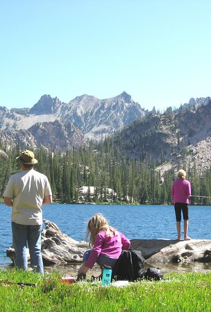 Garden Valley, ID: Enjoy a guided pack trip, explore the high lakes of the Sawtooths, relax in the beautiful wilder