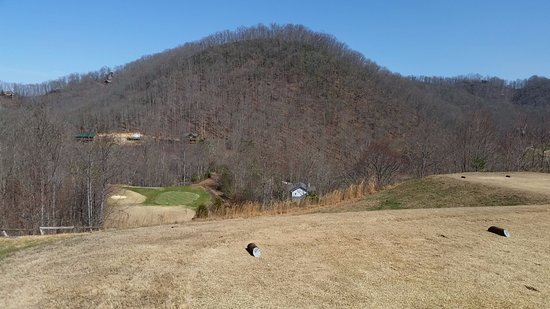 Whittier, NC: Golf Course