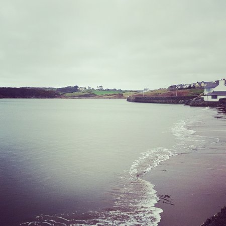 Cemaes Bay, UK: Beautiful location