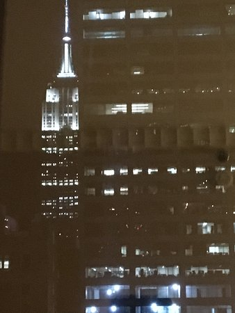 Sofitel New York : Vue de la chambre