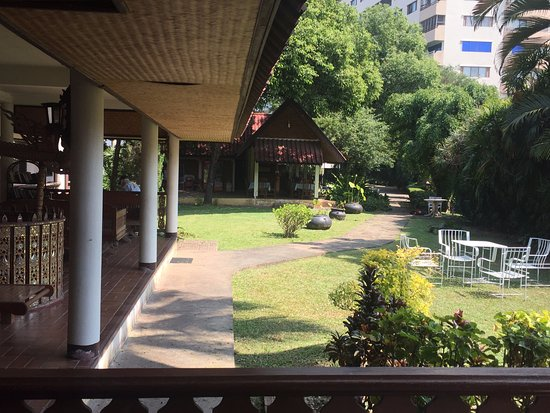 Baan Kaew Guesthouse : Nicely maintained peace and quiet
