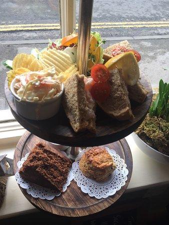 The Beck Tea Room: Amazing afternoon tea!
