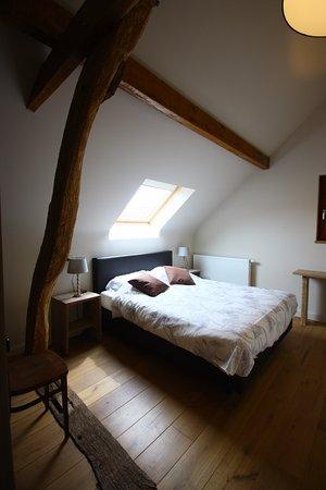 Zutendaal, Bélgica: Tweepersoonskamer.